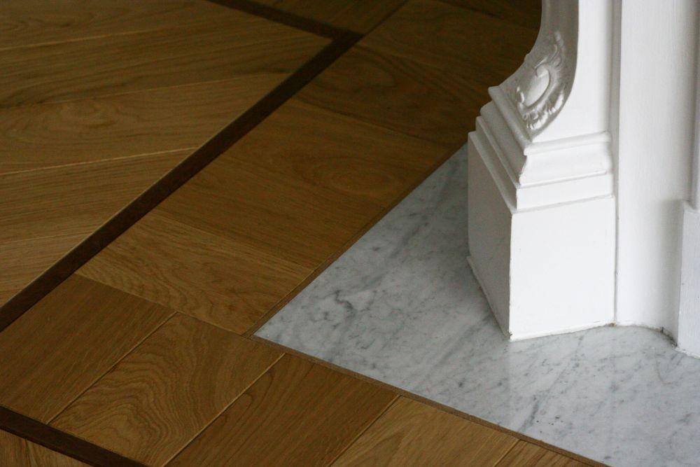 Nasza realizacja: podłoga dąb jodła francuska
