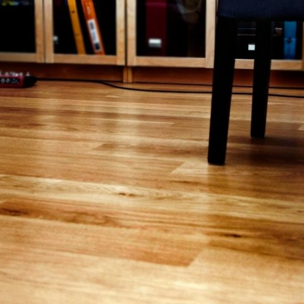 Nasza realizacja: podłoga dąb rustic