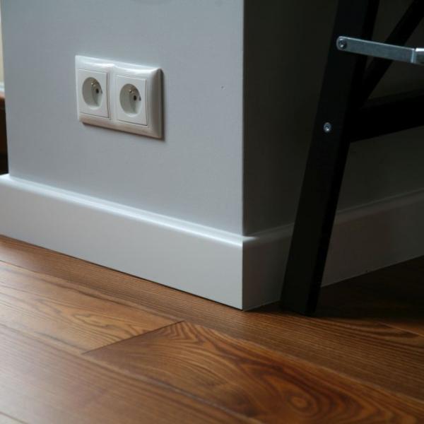 Nasza realizacja: podłoga jesion thermo standard