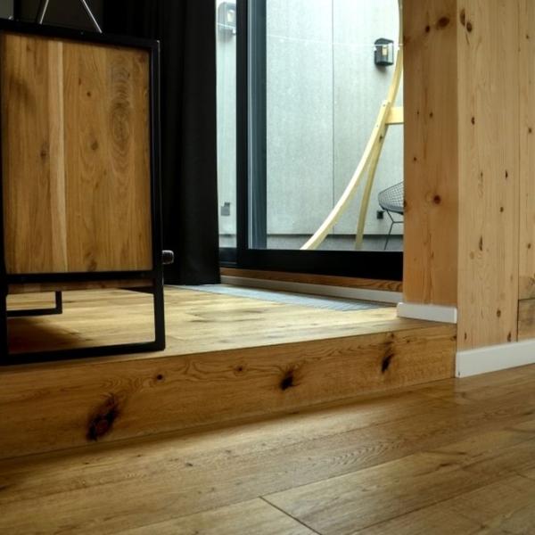 Nasza realizacja: podłoga dąb victoria sand